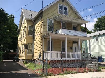 New Haven Multi Family Home For Sale: 40 Arthur Street