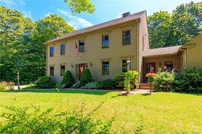 Pomfret Single Family Home For Sale: 657 Pomfret Street