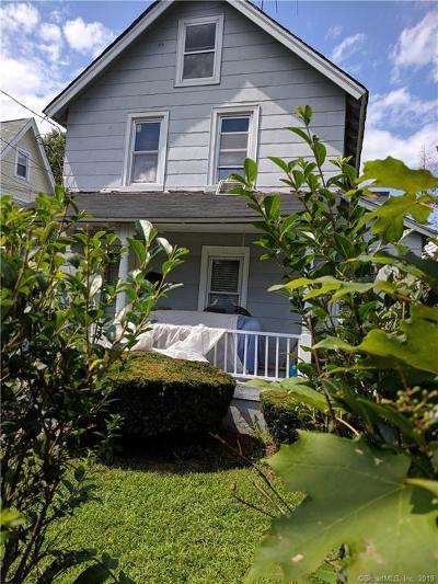 Norwalk Multi Family Home For Sale: 6 Warren Street