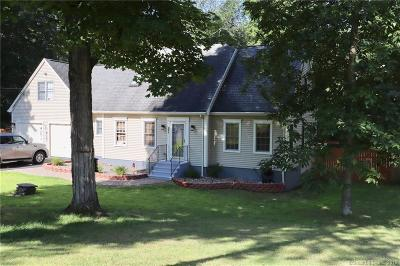 Vernon Single Family Home For Sale: 241 Brandy Hill Road