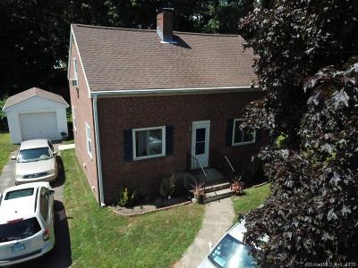 West Haven Single Family Home For Sale: 384 Platt Avenue