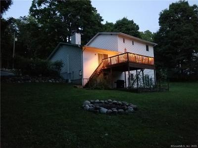 Brookfield Single Family Home For Sale: 244 Whisconier Road