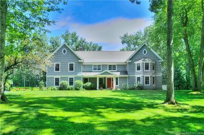Weston Single Family Home For Sale: 10 Autumn Ridge Road