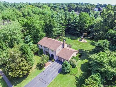 South Windsor Single Family Home For Sale: 368 Felt Road