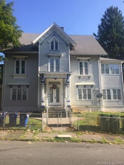 Waterbury Single Family Home For Sale: 14 Buckingham Street