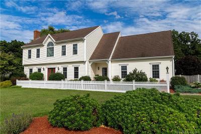 Hebron Single Family Home For Sale: 9 Hills Lane