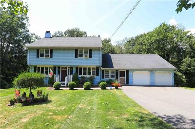 Plymouth Single Family Home For Sale: 116 Mount Tobe Road