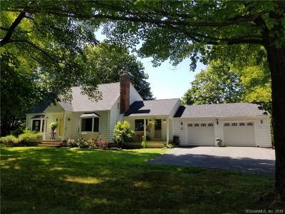 Redding Single Family Home For Sale: 221 Black Rock Turnpike