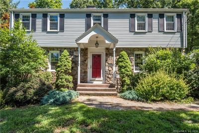 South Windsor Single Family Home For Sale: 41 Orchard Hill Drive
