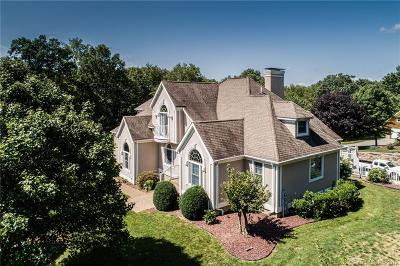 Watertown Single Family Home For Sale: 1823 Litchfield Road
