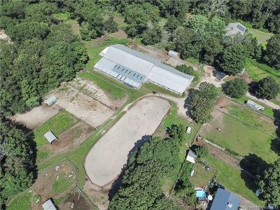 Ledyard Commercial Lease For Lease: 463 Pumpkin Hill Road