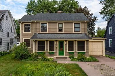 West Hartford Single Family Home For Sale: 37 Westfield Road