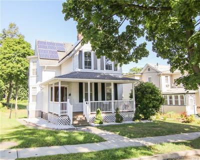 Meriden Single Family Home For Sale: 175 Elm Street