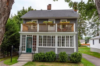 Wethersfield Single Family Home For Sale: 48 Robbins Drive