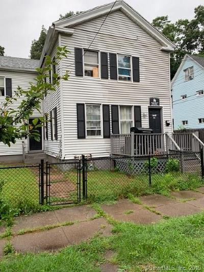 New Haven Multi Family Home For Sale: 246 Atwater Street