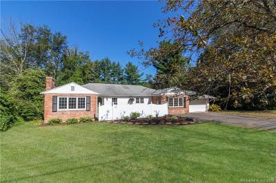 Canton Single Family Home For Sale: 76 Cherry Brook Road