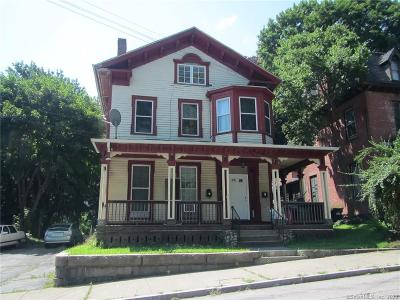 Norwich Multi Family Home For Sale: 156 Broadway