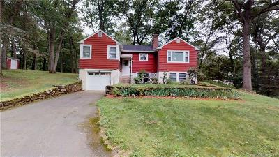 South Windsor Single Family Home For Sale: 17 Colony Road