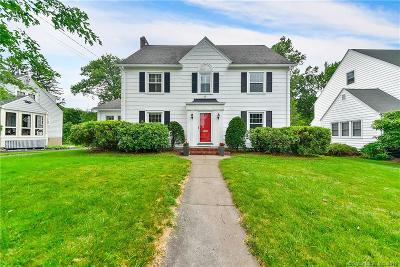 West Hartford Single Family Home For Sale: 1976 Boulevard