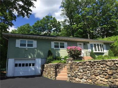 Naugatuck Single Family Home For Sale: 14 Mulberry Street