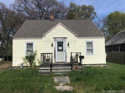 Milford Single Family Home For Sale: 479 Naugatuck Avenue