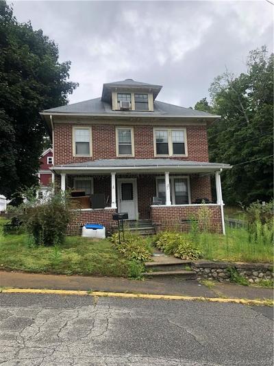 Stafford Single Family Home For Sale: 1 Morton Street