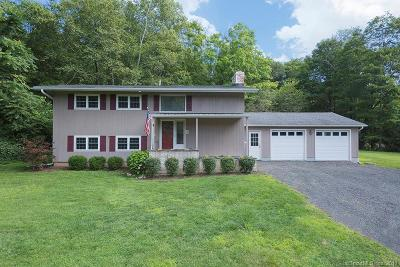 Newtown Single Family Home For Sale: 65 Birch Hill Road