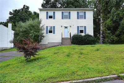Naugatuck Single Family Home For Sale: 87 Alma Street