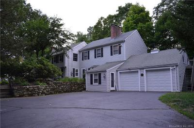 West Hartford Single Family Home For Sale: 337 Mountain Road