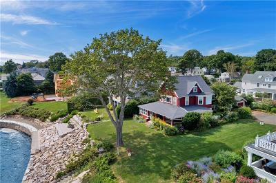 Branford Single Family Home For Sale: 2 Crescent Bluff Avenue