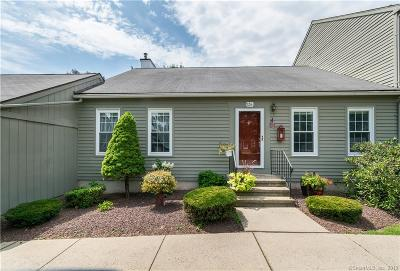 East Windsor Condo/Townhouse For Sale: 13 Riverview Drive #A