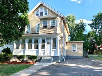 Hartford Multi Family Home For Sale: 27 Warner Street