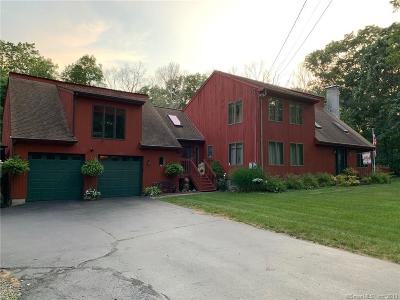 Plainfield, Voluntown, Griswold, Sterling, Killingly Single Family Home Coming Soon: 83 Kate Downing Road