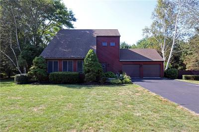 Windsor Single Family Home For Sale: 6 Pheasant Run