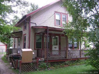Stafford Single Family Home For Sale: 24 Park Street
