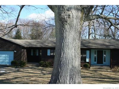Bristol Single Family Home For Sale: 96 Oak Hill Drive