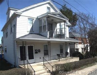 Waterbury Multi Family Home For Sale: 134 Seymour Street