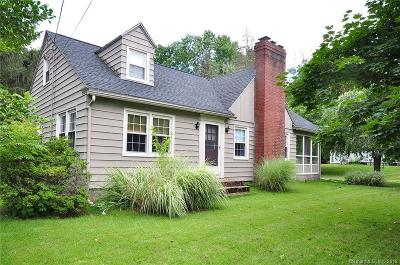 Suffield Single Family Home For Sale: 754 North Street