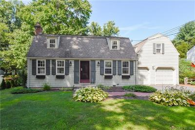 West Hartford Single Family Home For Sale: 23 Trotwood Drive