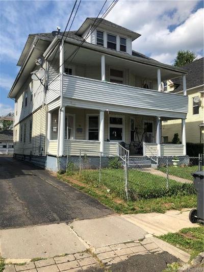 Hartford Multi Family Home For Sale: 114 Barker Street