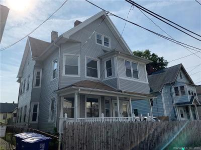 Bridgeport Multi Family Home For Sale: 26-28 Hayes Street