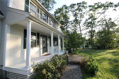 Groton Single Family Home For Sale: 212 Great Brook Road
