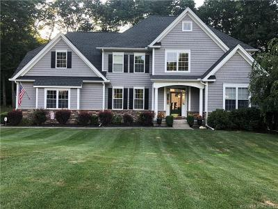 Canton Single Family Home For Sale: 42 Crown Point