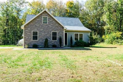 Watertown Single Family Home For Sale: 215 Smith Pond Road
