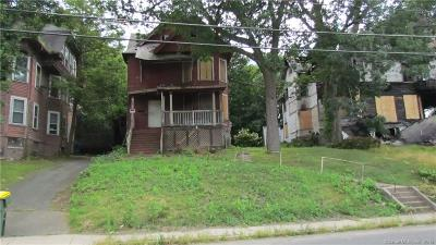 Waterbury Multi Family Home For Sale: 156 Waterville Street