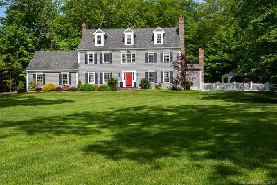 Madison Single Family Home For Sale: 72 Joshua Trail