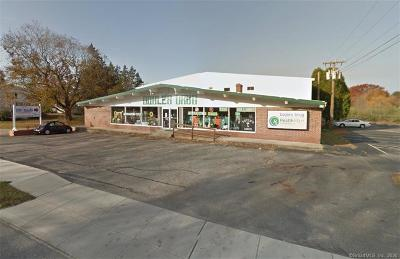 RI-Kent County, RI-Providence County, CT-Windham County, Windham County, Worcester County Commercial For Sale: 731 Norwich Road