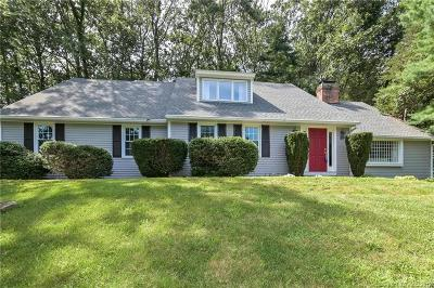 Avon CT Single Family Home For Sale: $519,900