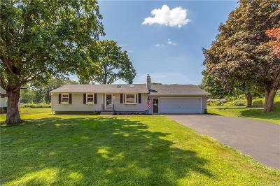 Southington Single Family Home For Sale: 81 South Plains Road