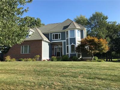 Newington Single Family Home For Sale: 59 Cinnamon Road